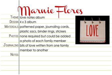 Recipe marnie