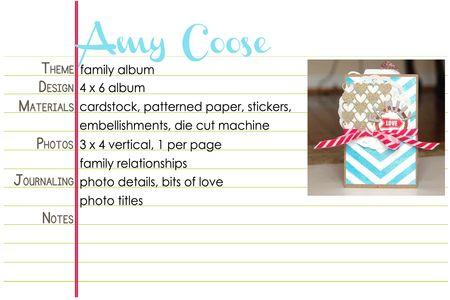 Recipe amyc
