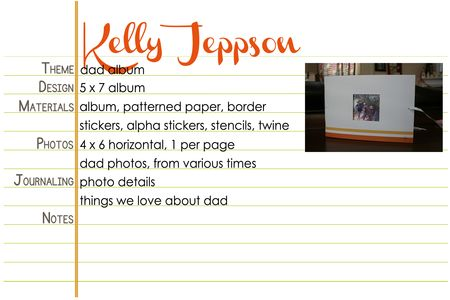 Recipe kelly