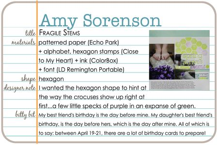 Shapes gallery amy sorenson write click scrapbook