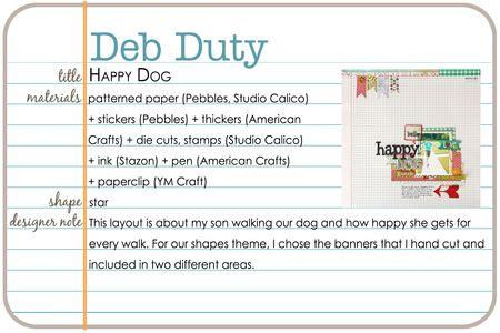 Shapes gallery deb duty write click scrapbook