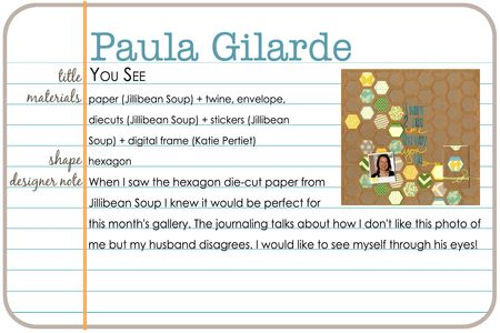 Shapes gallery paula gilarde write click scrapbook