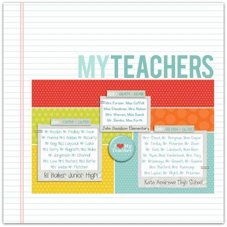 04.2013 - my teachers