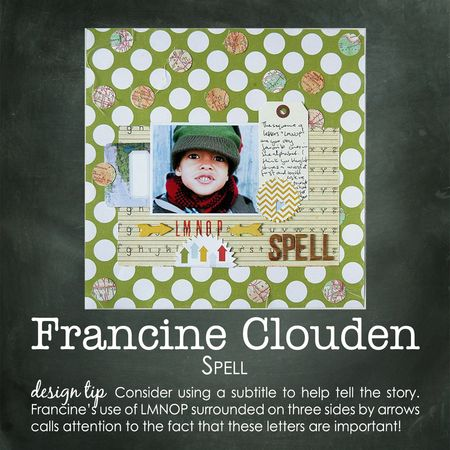 Shapes gallery francine clouden write click scrapbook