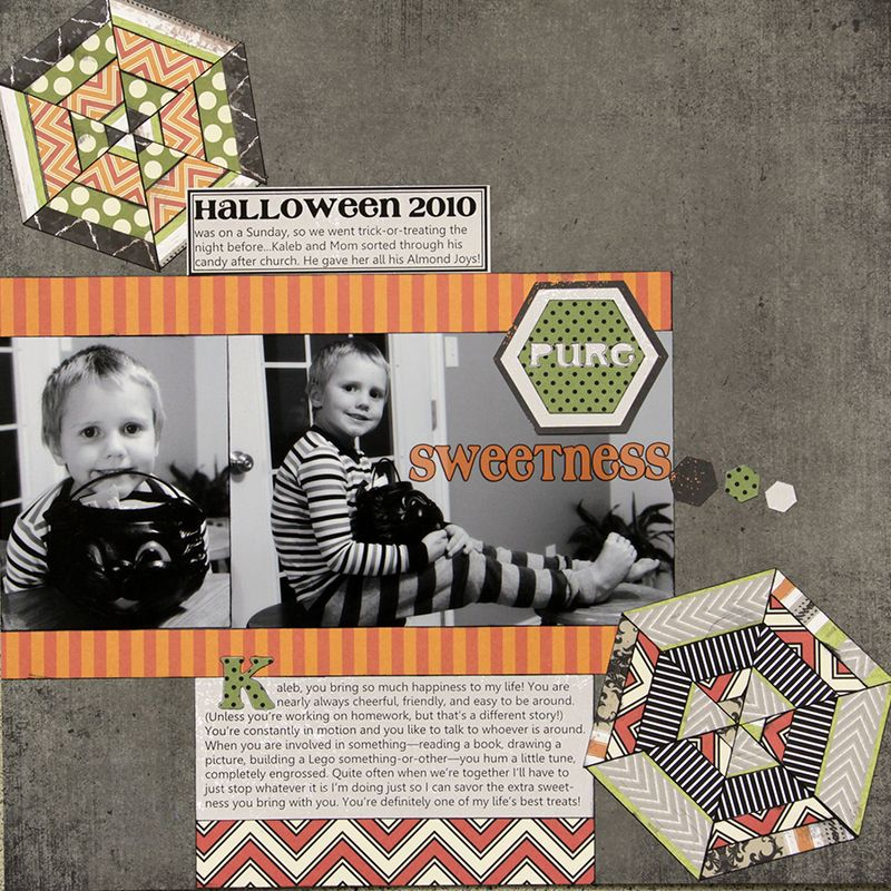 Amy sorensen foundation piecing silhouette halloween