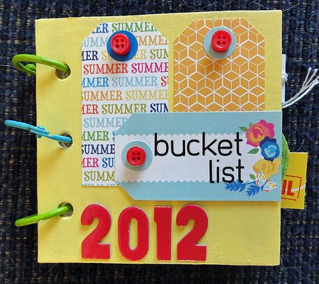 Bucket List Cover