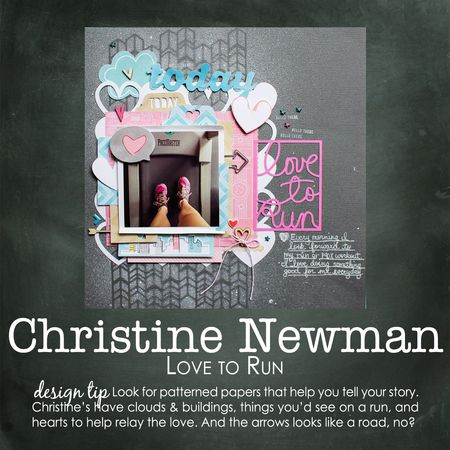 Christine newman write click scrapbook