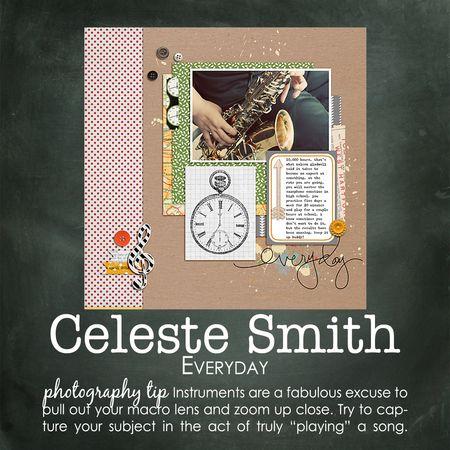 Celeste smith write click scrapbook