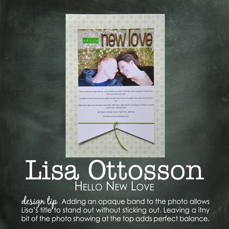 Lisa ottosson write click scrapbook 2