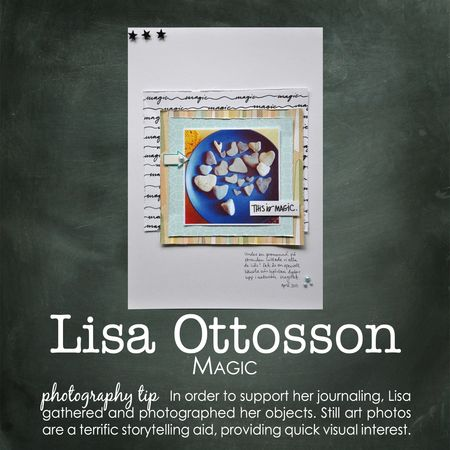 Lisa ottosson write click scrapbook