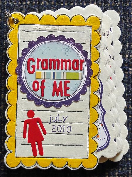 Grammar of me 1