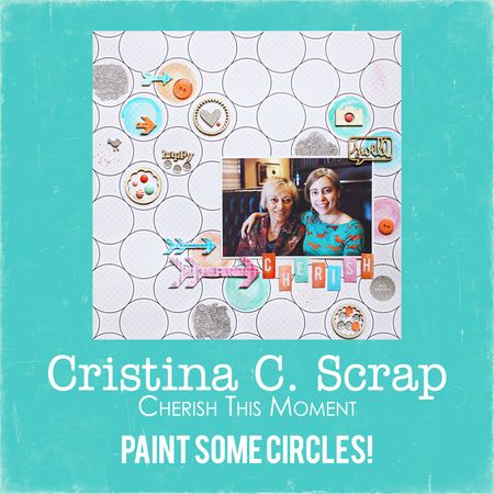 Cristina c scrap write click scrapbook