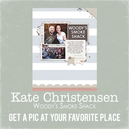 Kate christensen write click scrapbook