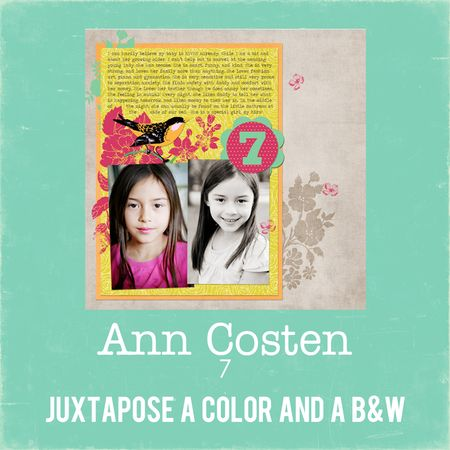 Ann costen write click scrapbook