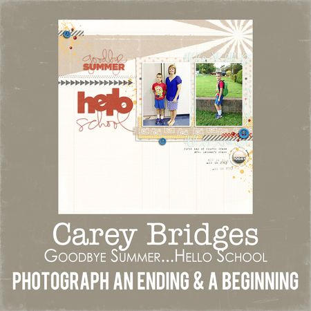 Carey bridges write click scrapbook