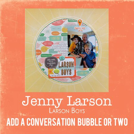 Jennifer larson write click scrapbook