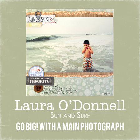 Laura o'donnell write click scrapbook