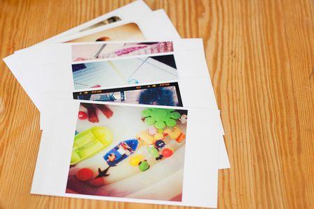 Instagrams printed on 4x6 paper-1