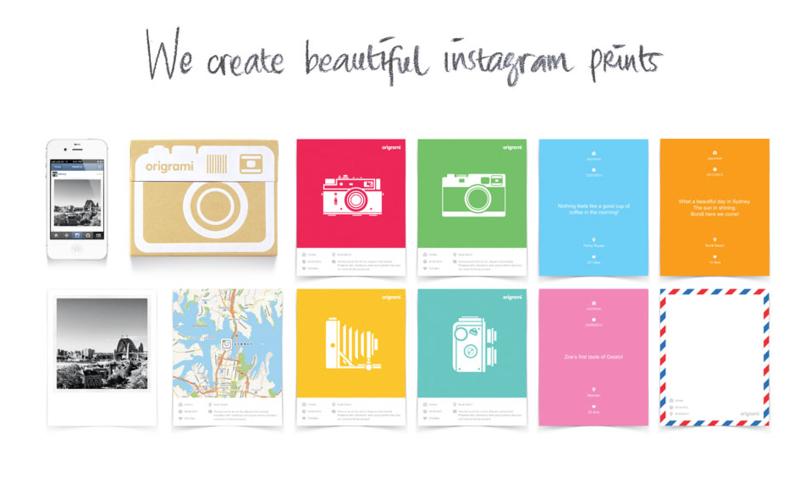 Instagram Photo Printing - Origrami - 2013-09-30_13.10.52