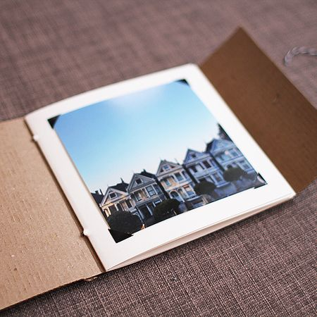 Mini-Matchbook-Album-for-Instagram-Photos-DIY-1 by Postal Pix