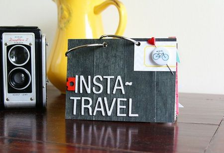 Christa P Travel Mini with Instagram Photos