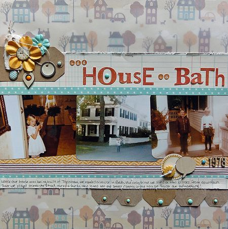 The House in Bath