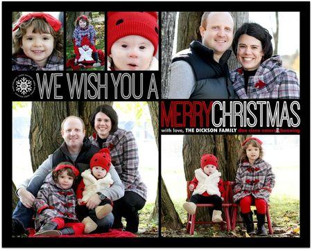We wish you a merry cmas writeclickscrapbook