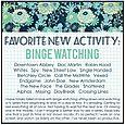 Binge Watching | Marnie Flores