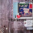 I {heart} Chickens | Kate Christensen