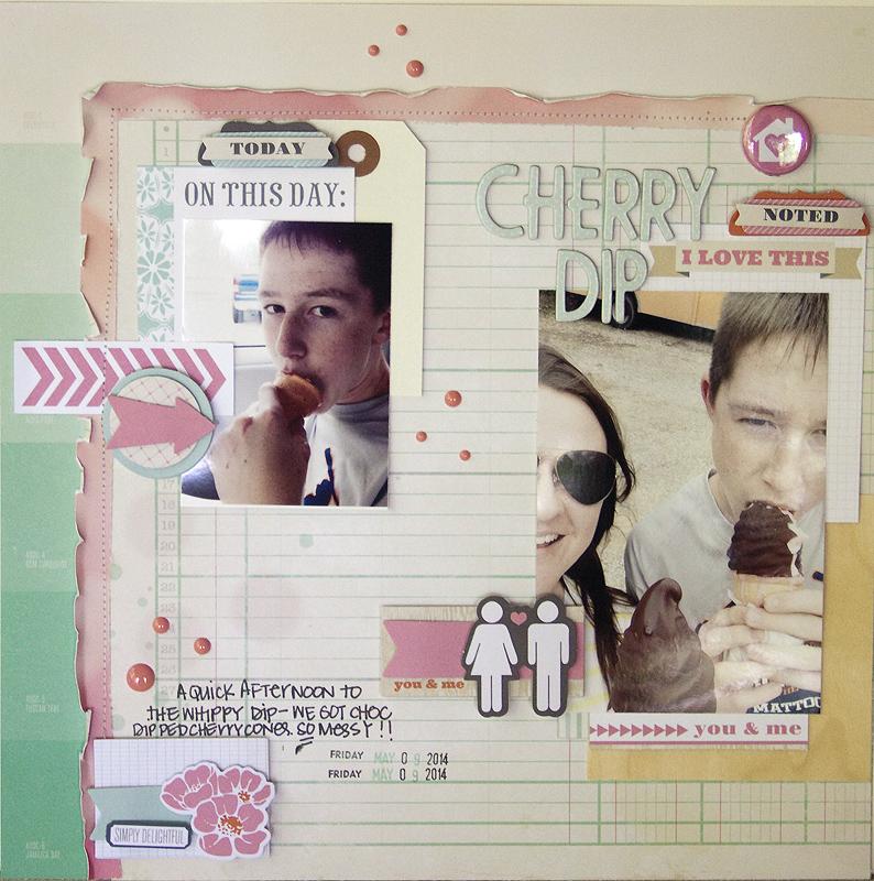 Jenny Cherry Dip