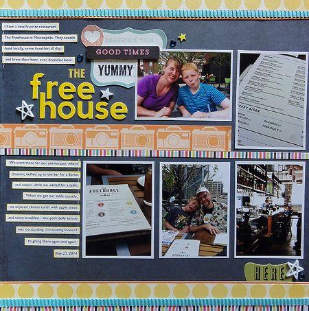 The Freehouse by Jennifer Larson