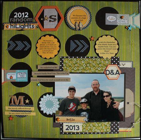 2012 higjlights cd