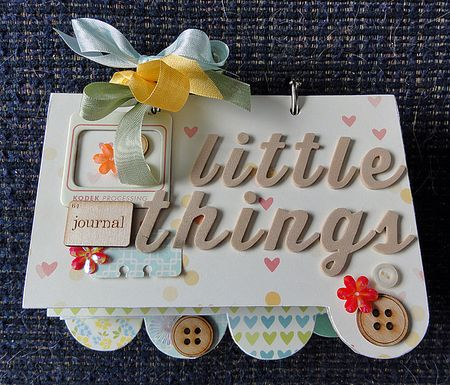 Little Things by Jennifer Larson