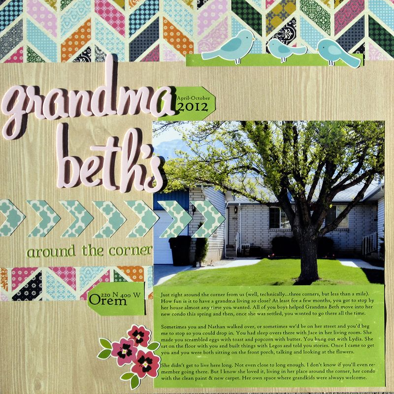 A sorensen WCS write may 2014 grandmas house
