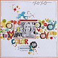 I Love Color | Diane Payne