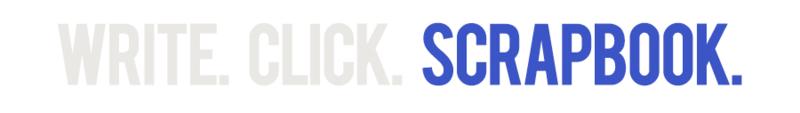 Scrapbook banner image