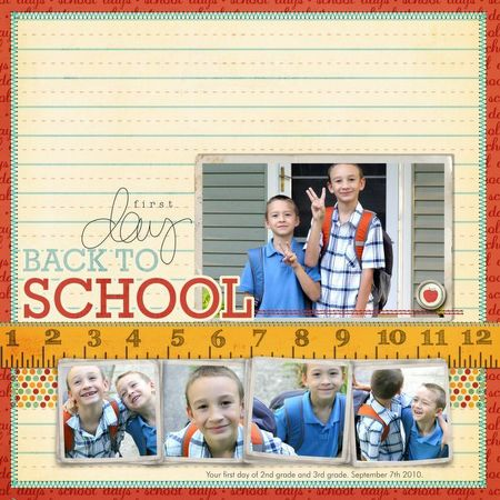 First day back to school_JenHignite