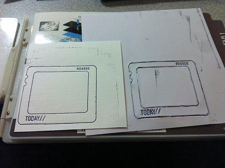 Letterpress experiment 1