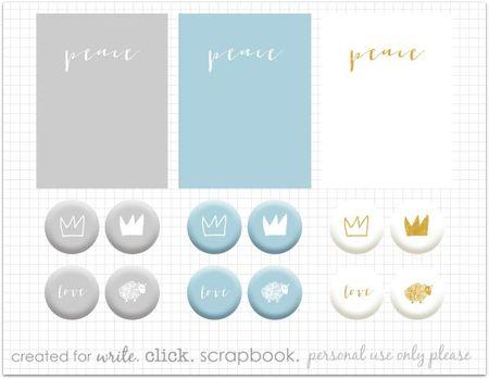 A_page_of_peace_writeclickscrapbook