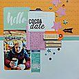 Cocoa Date | Jennifer Larson