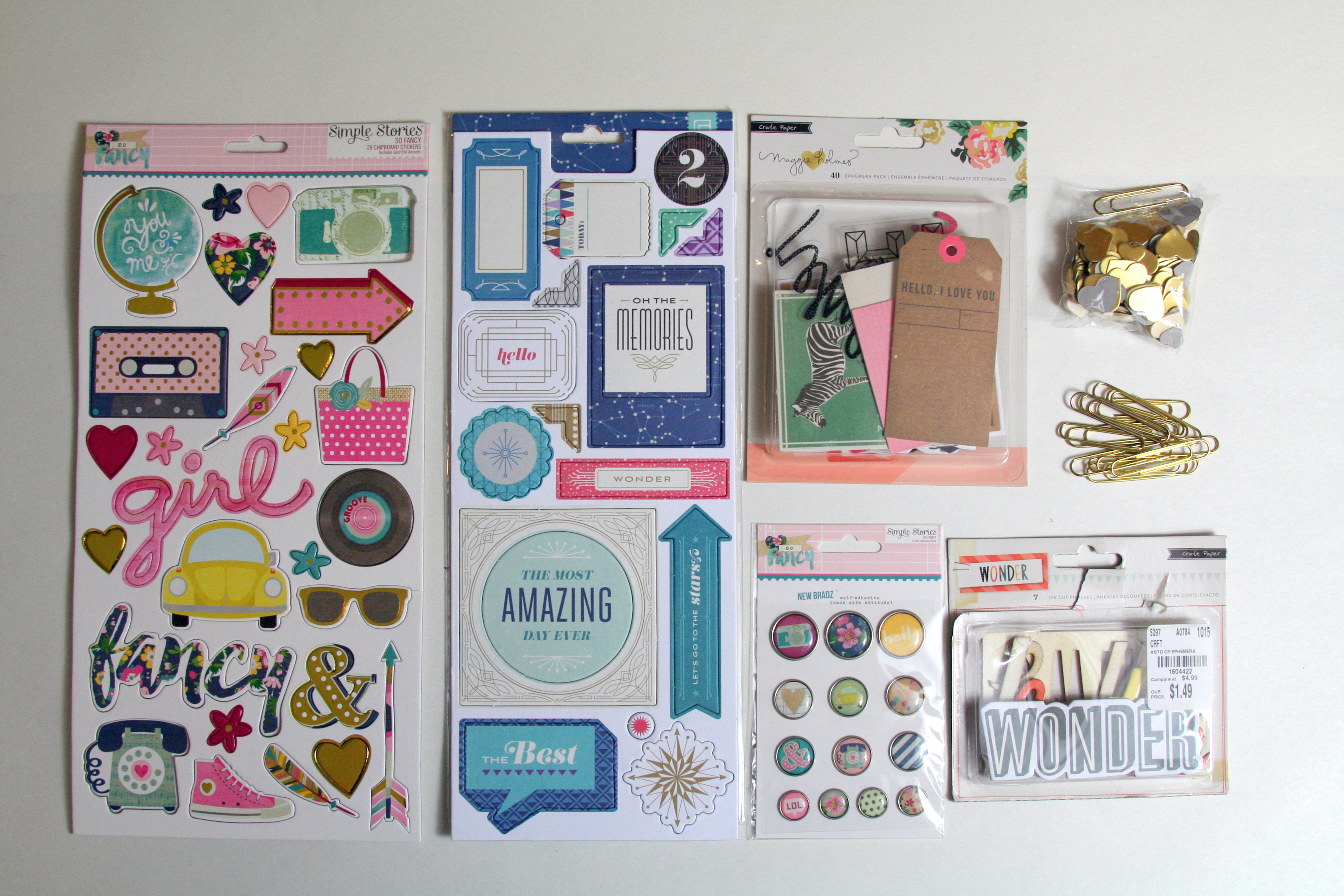 How to make scrapbook diy - I Made A Video Of My Clearing The Decks Scrapbook Process Which Includes A Review Of A Big Stack Of Layouts I Completed In 2015