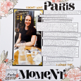 """I Didn't Love Paris</br><span style=""""font-size: 8pt;"""">by</span> Amy"""
