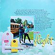 """Take Flight</br><span style=""""font-size: 8pt;"""">by</span> Jenny Larson"""
