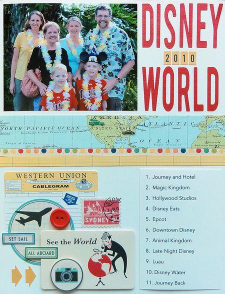 Disney Page 1
