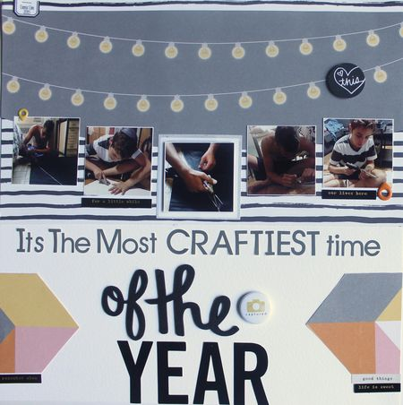 The most craftiest time