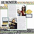 """Summer Meals</br><span style=""""font-size: 8pt;"""">by</span> Amy Sorensen"""