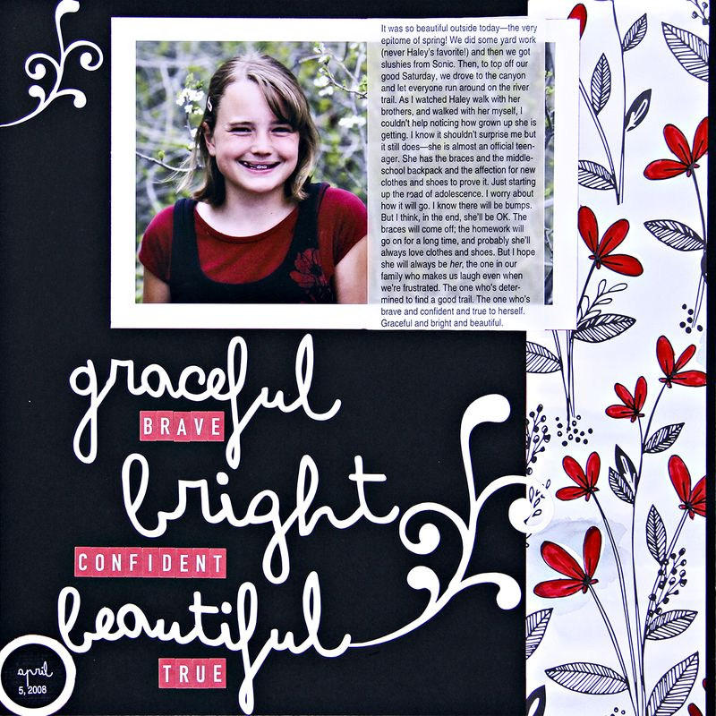 Amy sorensen WCS graceful bright beautiful
