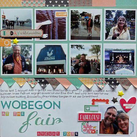 Wobegon at the Fair