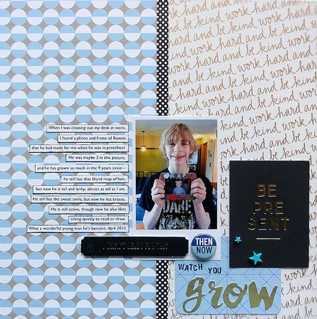 Watch you Grow by Jennifer Larson