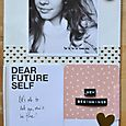 "Dear Future Self</br><span style=""font-size: 8pt;"">by</span> Lisa Borbély"